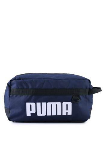 PUMA navy Puma Challenger Shoe Bag 21094ACF295F49GS_1