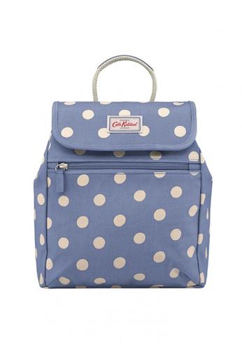 Cath Kidston Blue On Spot Handbag Backpack Fb35dac1933f33gs 1
