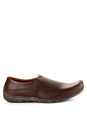 Watchout! Shoes brown Shoes Casual Loafer 5E75CSHCC64F34GS_1