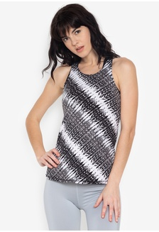 11d5e950d9800c Shop Champion Vapor Seamless Mesh Tank Online on ZALORA Philippines