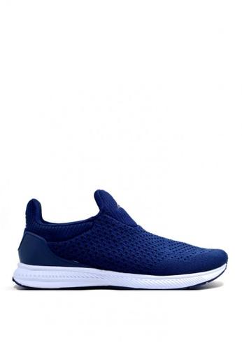 ACCEL navy RN Dixon Running Shoes DBC81SH487B25FGS_1