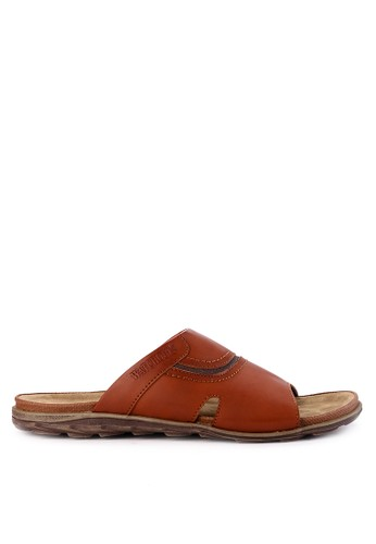 Watchout! Shoes brown Slip On Shoes 21F25SH0DB3943GS_1