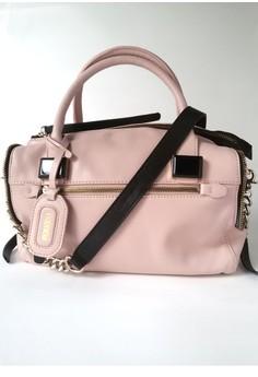 Women's Soft Leather Satchel Bag