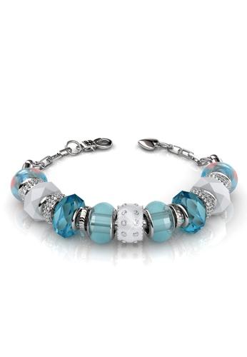 Her Jewellery multi Her Jewellery Charm Bracelet (Blue) 8F5A1ACE102D01GS_1