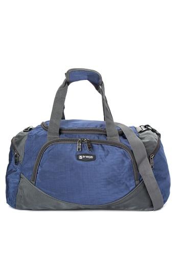 Transgear blue Gym Bag TR281AC0IQO1PH_1