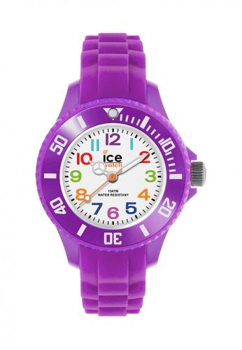 Ice-Watch purple ICE mini - Purple - Extra small IC770AC2V3R1HK_1