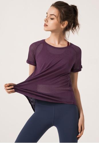 HAPPY FRIDAYS Women's Yoga Short Sleeve Tees DSG01-1 C4E05AAB7F81D9GS_1