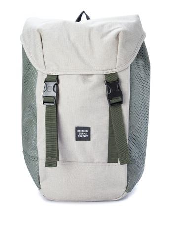 Herschel beige Iona Backpack HE958AC0JPXKPH_1