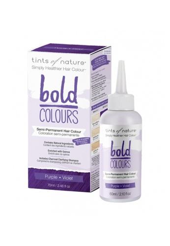 Tints of Nature Tints of Nature Bold Colours Semi-Permanent Color Dye 70ml (Purple) 58505BE607988DGS_1