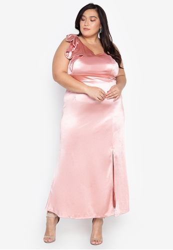 38e4905d8de Aurora Plus Maxi Dress