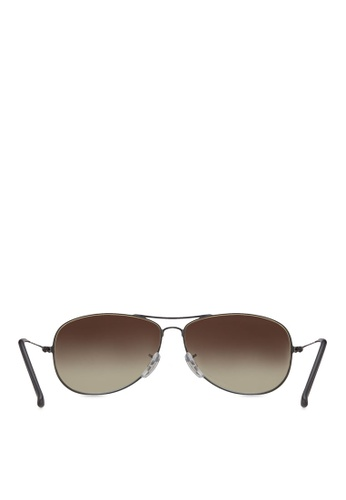 6ca88c6d0 Buy Ray-Ban Cockpit RB3362 Sunglasses Online on ZALORA Singapore