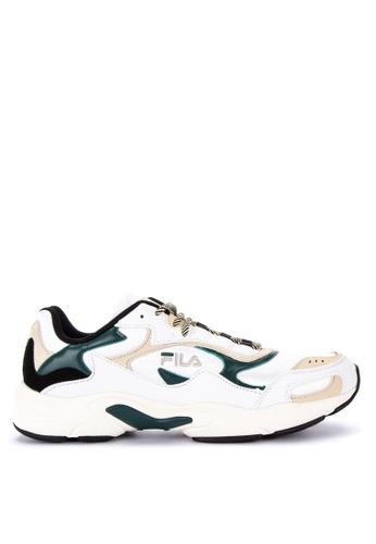 Fila white Luminance Ms Running Shoes 8F64DSHE6829D4GS_1