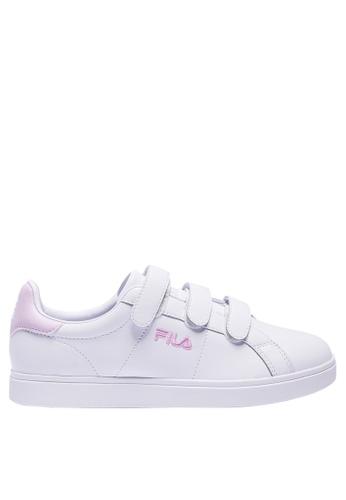 FILA white Classic Sneaker 0A871SHD23FDC8GS_1