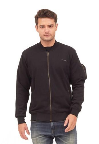 MUGABE black MUGABE mens jacket reno black 246D5AAC11C440GS_1