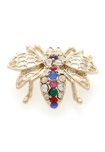1901 Jewelry multi 1901 Jewelry Fly Brooch 1663 19910AC73EXAID_1