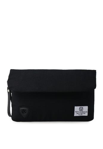 Woodbags black Woodbags Original Clutch - Black DA587ACACF2E0AGS_1