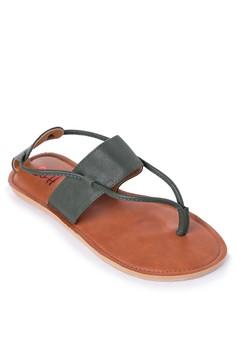 Percy Flat Sandals