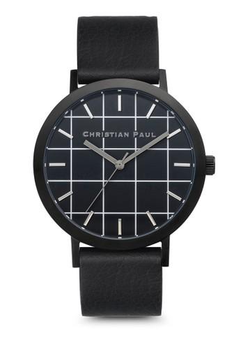 The Strand 格紋手錶, 錶類, esprit 價位皮革錶帶