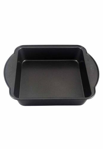 Slique black Premium Non-Stick Square Pan 6EE59HLECCED6FGS_1