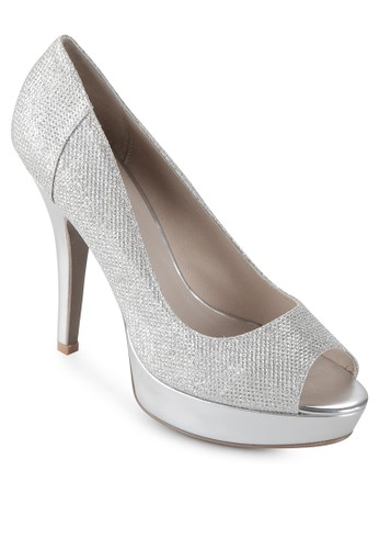 ELLE silver Elle Ladies Shoes EL712SH08KMXID_1