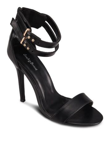 雙踝esprit台灣官網帶高跟涼鞋, 女鞋, 細帶高跟鞋