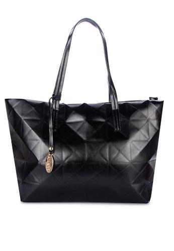 Alberto black Tote bag BEC14AC73096AEGS_1