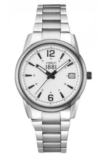 CERRUTI 1881 silver All Stainless Steel Ladies Watch CE514AC94QMJMY_1