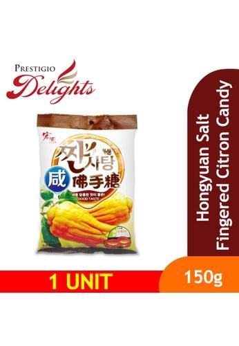 Prestigio Delights Hongyuan Salt Fingered Citron Candy 150g A7268ES777A929GS_1