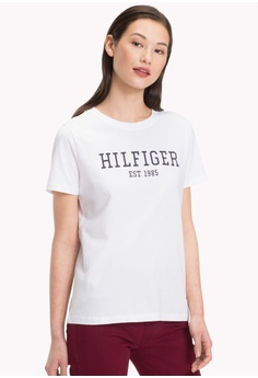 ec16d09f8a1f Shop Tommy Hilfiger T-Shirts for Women Online on ZALORA Philippines