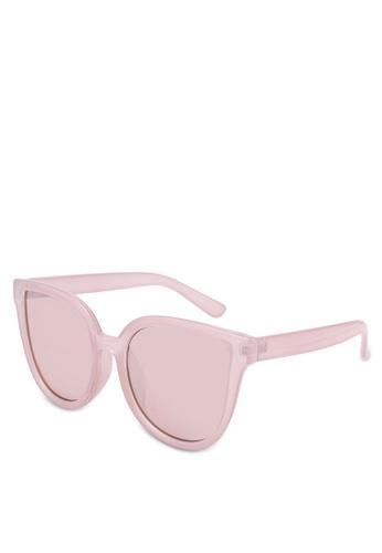 Rubi multi Amelia Cateye Sunglasses 9561FGL1AD64EFGS_1