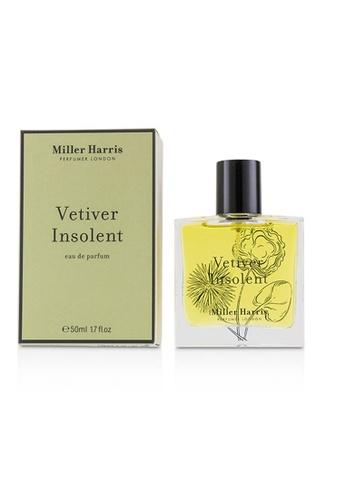 Miller Harris MILLER HARRIS - 傲慢香根草女性香水 經典岩蘭女性香水 Vetiver Insolent EDP 50ml/1.7oz B27C7BE45B8D08GS_1