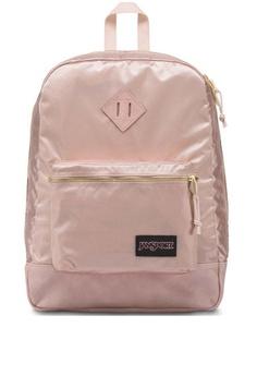 03429f9725 Jansport pink Super FX Backpack DE4E5AC6E260DDGS 1