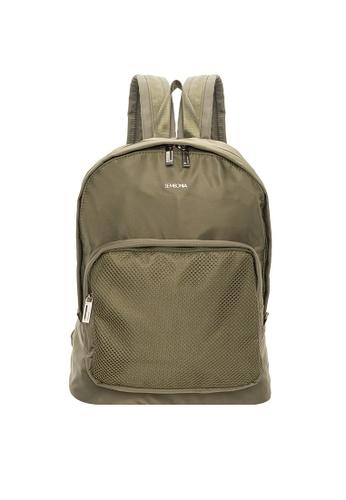 SEMBONIA green Men Mesh Backpack AB0B0ACD85B976GS_1