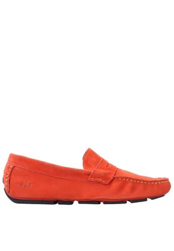 Superga orange Superga Goat Leather 38F7CSH3AB5204GS_1
