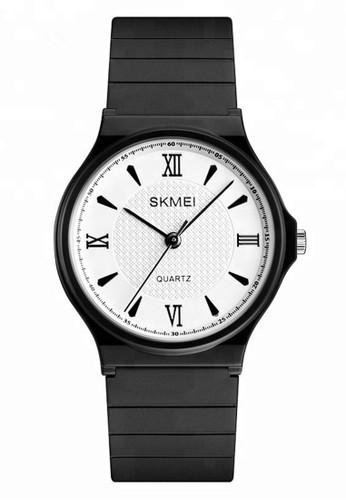 Digitec black Skmei - Jam Tangan Pria - Black - Resin Strap - 1422-A 83AD3AC4D1CE74GS_1
