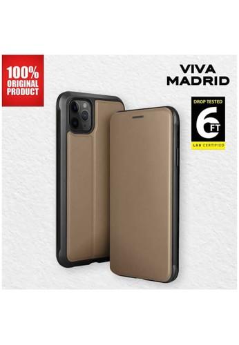 Viva Madrid grey Casing iPhone 11 Pro Max Vanguard Foliorx Viva Madrid - Grey 0FD5CESE7285A3GS_1