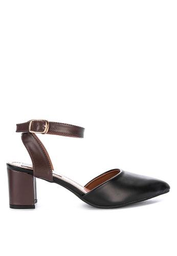 LND black Erin Heels Sandals E2FC5SHB3299E8GS_1