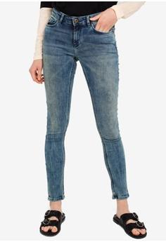8aba8d23f5f SCOTCH & SODA blue La Bohemienne Skinny Jeans D5BC6AAB71C65FGS_1