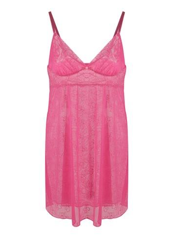 Valentine Secret pink Celvia Slip VA590US27DNKID_1