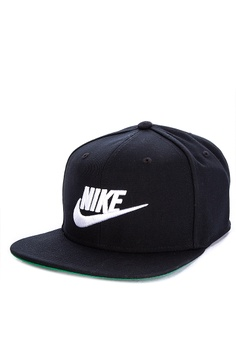 54a54cbb3f1 Sizes One Size · Nike black Nike Pro Sportswear Cap 06DC3AC08EF573GS 1
