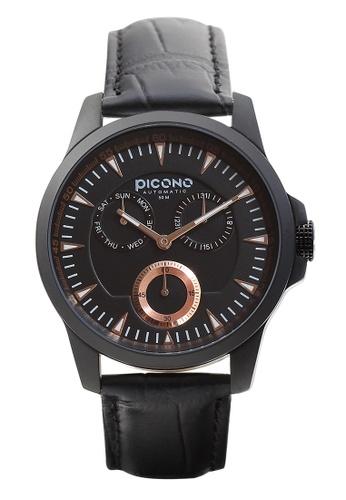 PICONO Watches black Eunice Multi Dial  Fashion Watch PI771AC2VURQHK_1