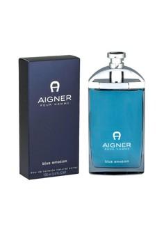 harga AIGNER BLUE EMOTION EDT SPRAY 100 ML Zalora.co.id