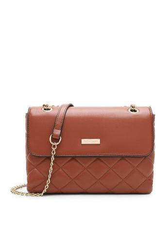 Volkswagen brown Women's Sling Bag / Shoulder Bag / Crossbody Bag F4357ACDFD933CGS_1