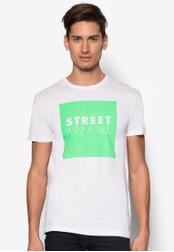 !Solid white Elia T-Shirt SO701AA80DCXMY_1
