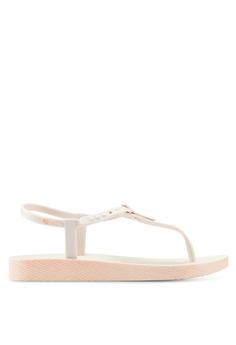 b924a5d35 Ipanema beige Ipanema Bossa Soft Sandal Flip Flops D65E6SHA709B8EGS 1