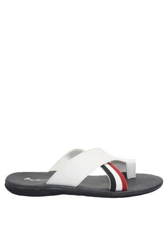 Dr. Kevin white Dr. Kevin Men Sandals 97216 - White C290FSHC9EEE2CGS_1