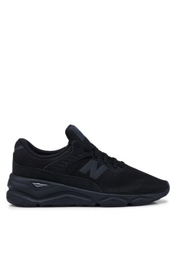 New Balance black X90 Lifestyle Modern Essential Shoes 406A8SH67891F6GS_1