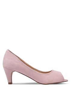 5c7cc02ed371 Shop Velvet Shoes for Women Online on ZALORA Philippines
