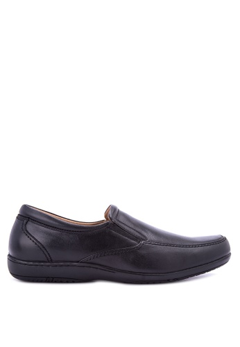 Gibi black 981490 Formal Shoes GI342SH0IVZIPH_1