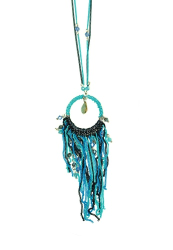 ACEXSPADE blue Umetsa Necklace C4372AC1F1A2F5GS_1